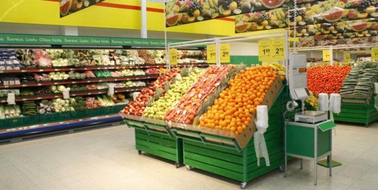 S Market Vuoksenniska