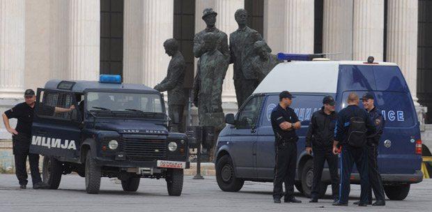 ВМРО ДПМНЕ обвинува за партизација на МВР  СДСМ вели дека во нивно време тоа станало МВРО ВМРО