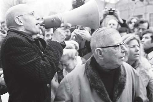 Sartre and Michel Foucault1
