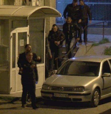 АРХИВА Скандалозно откритие во домот на шефот на Петтата управа  Горан Грујевски водел тефтер за следење на специјалните обвинители