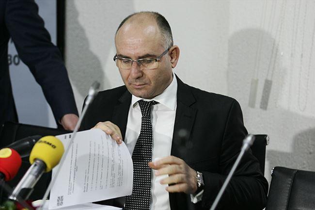 Чавков разрешен од оперативниот штаб во МВР