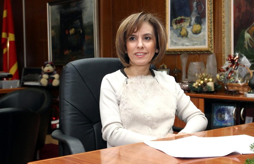 Канческа Милевска ја отвори новата Филхармонија  Владата треба да доплати уште 15 5 милиони евра