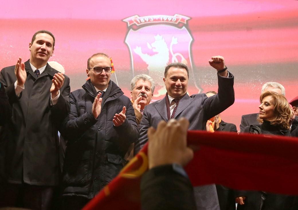 ВМРО ДПМНЕ  Заев нека излезе на предвремени парламентарни избори  па да го видиме рејтингот