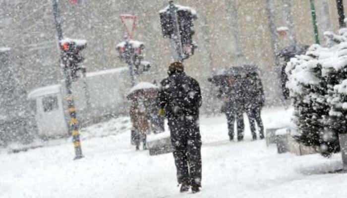 Од петок зголемување на температурите  па нов снег