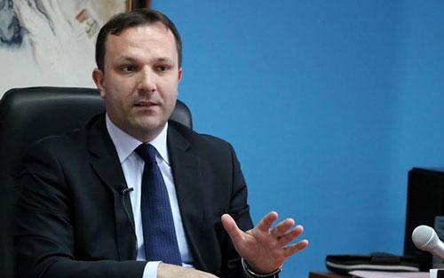Спасовски  Прифативме претседател од ВМРО ДПМНЕ за да се откочат процесите