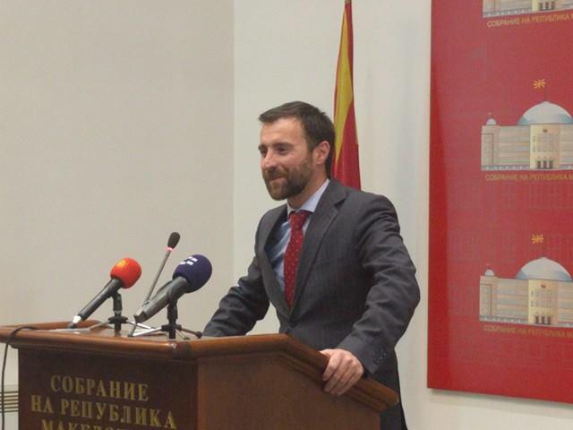 Димовски претседател на Комисијата  конститутивната седница на Собранието продолжува во понеделник