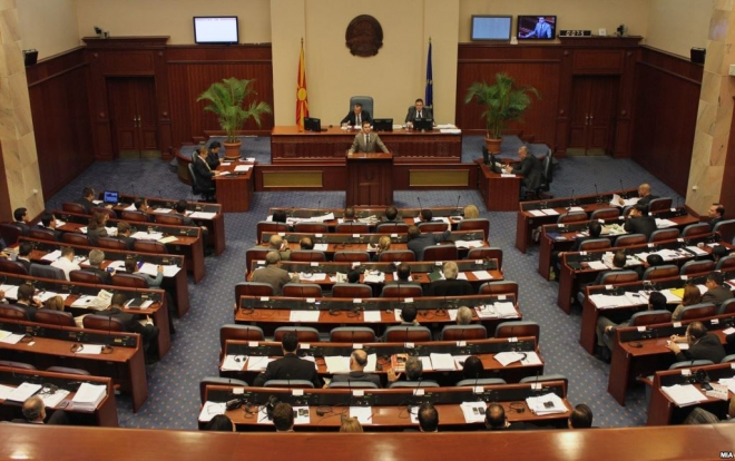 Законот за јазици повторно се враќа во Собрание