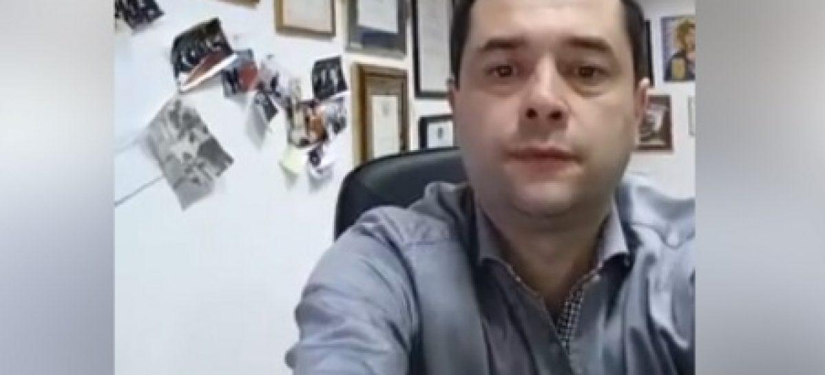 Филип Петровски на распит за ширењето говор на омраза