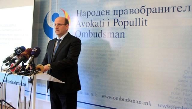 Народиот правобранител  Поддршка за жртвите од тортурa како основа на демократијата и човековите права