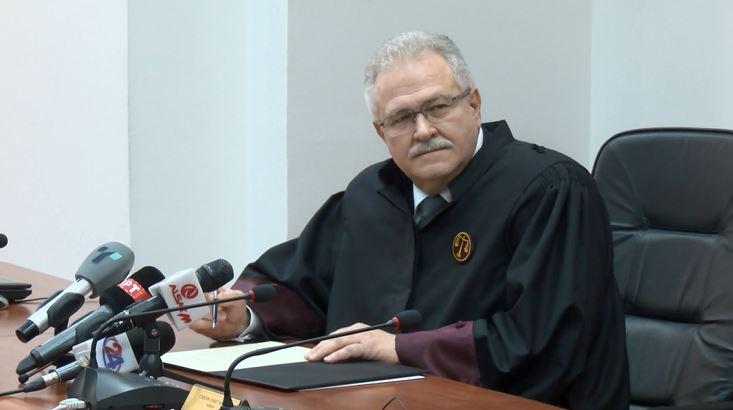 Вангеловски на средба со експертската група на Прибе  Реформи за независно и непристрасно судство
