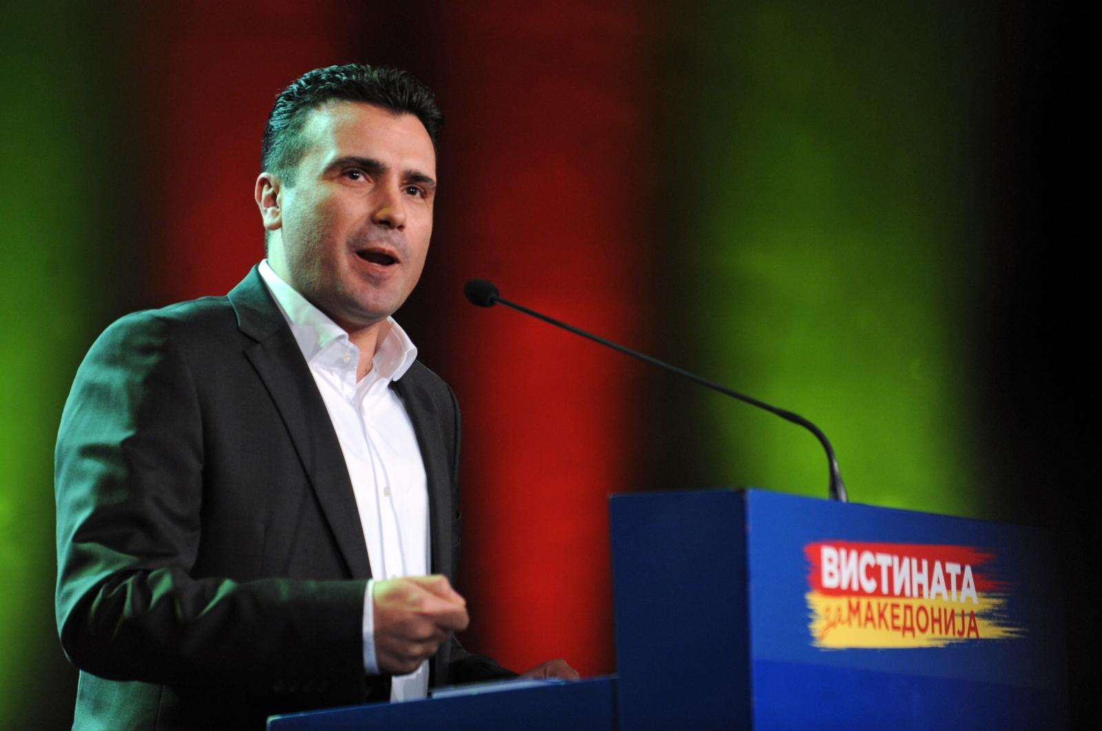 СДСМ  Груевски да се соочи со правдата  доста ги малтретира луѓето да ги бранат неговите криминали