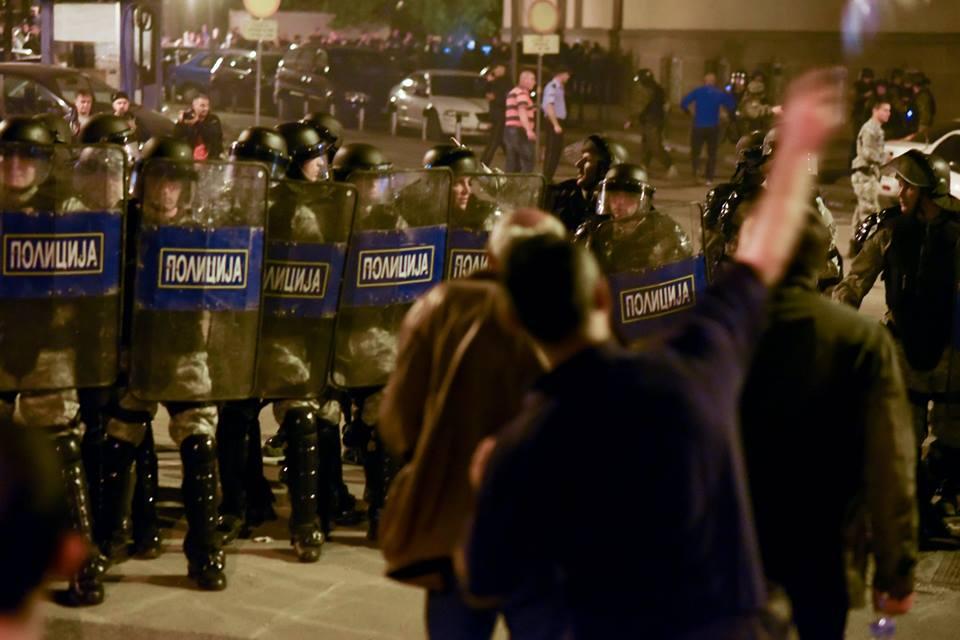 МВР  Нападнати новинари на  Мета  и на  Слободна Европа