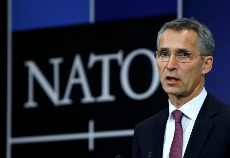 НАТО  Мнозинството во парламентот избра претседател  осуда за насилството