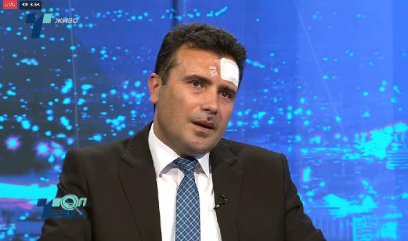 Заев  Иванов кажа дека ако добие писмо од избран спикер  ќе го додели мандатот