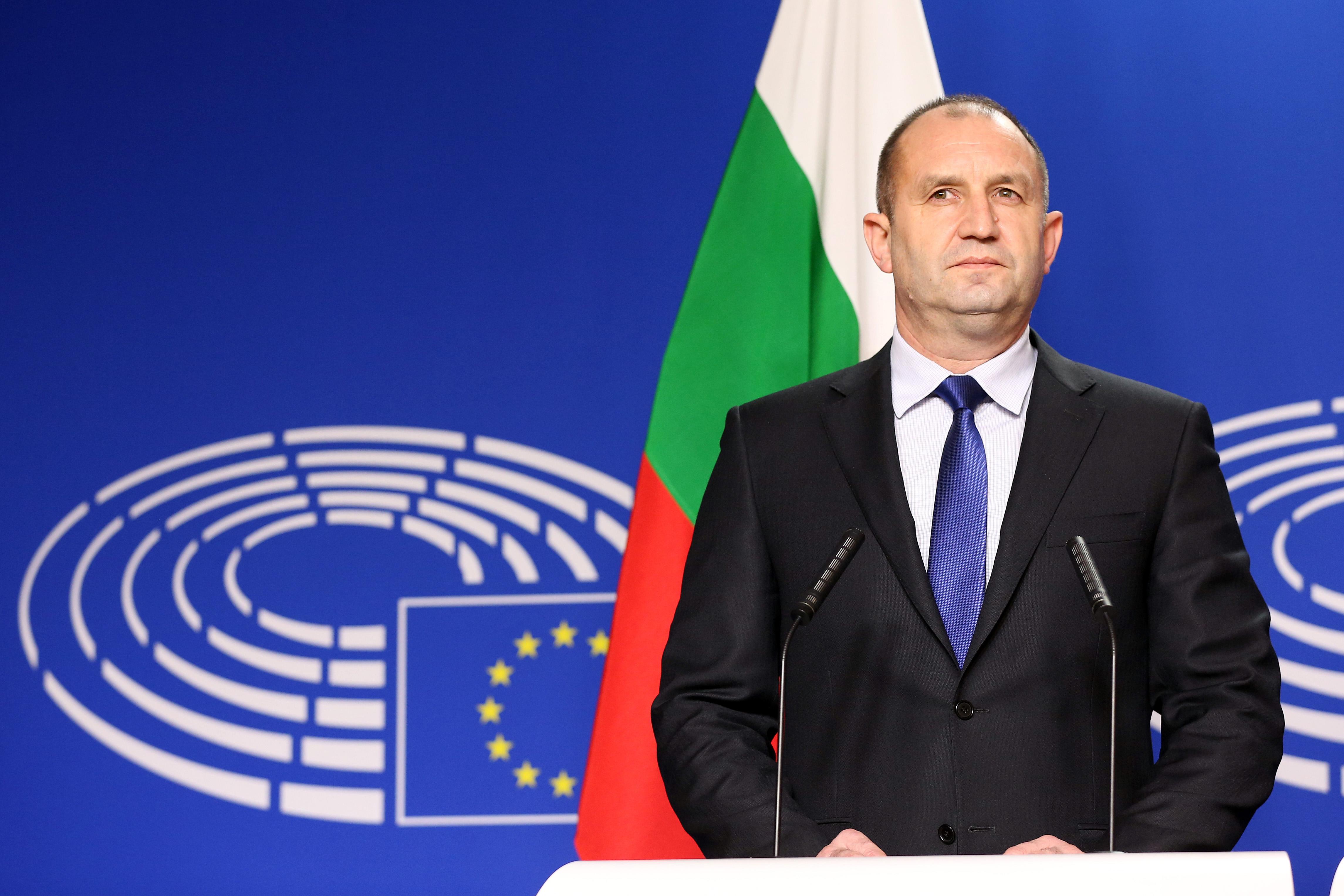 Бугарскиот претседател ја поддржа европската перспектива на земјите од Западен Балкан