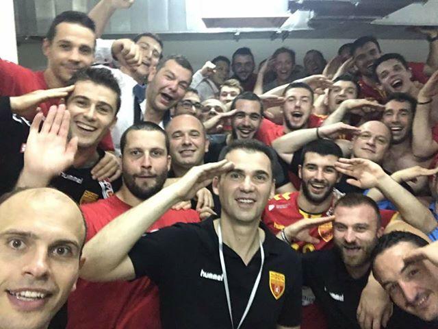 Македонија се пласираше на европското ракометно првенство