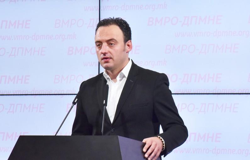 Ристовски  СДСМ сака да го партизира судството