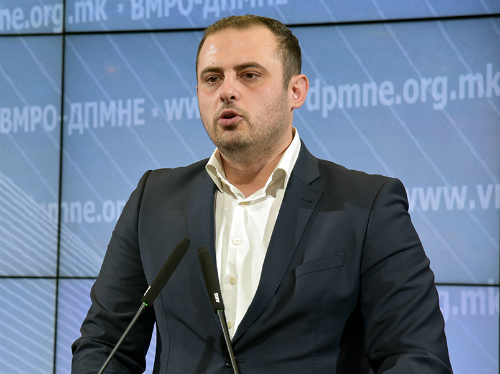 ВМРО ДПМНЕ  Судот да ги врати пасошите  членовите на ДПМНЕ се лица со интегритет и нема да се впуштат во бегство