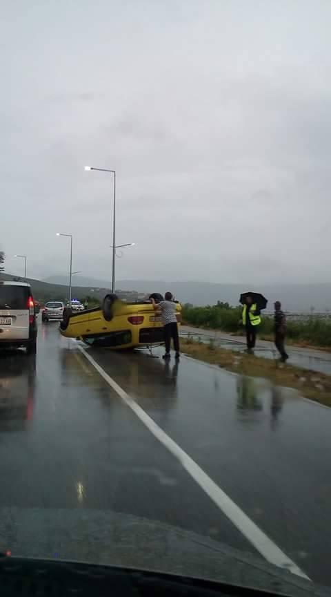Сообраќајна несреќа и во Дојран