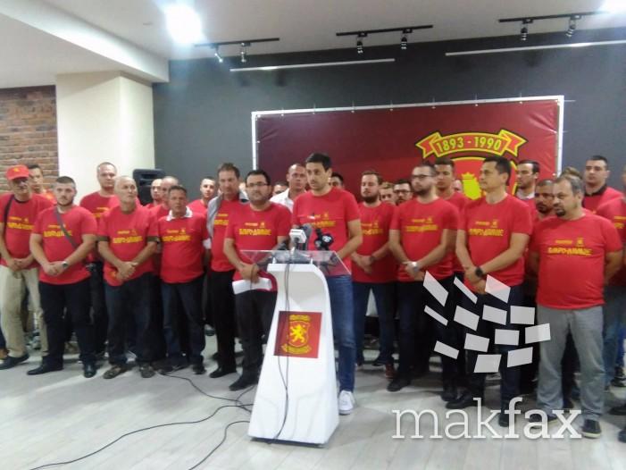 Реформаторите објавија документ за проблемите и решенијата во ВМРО ДПМНЕ