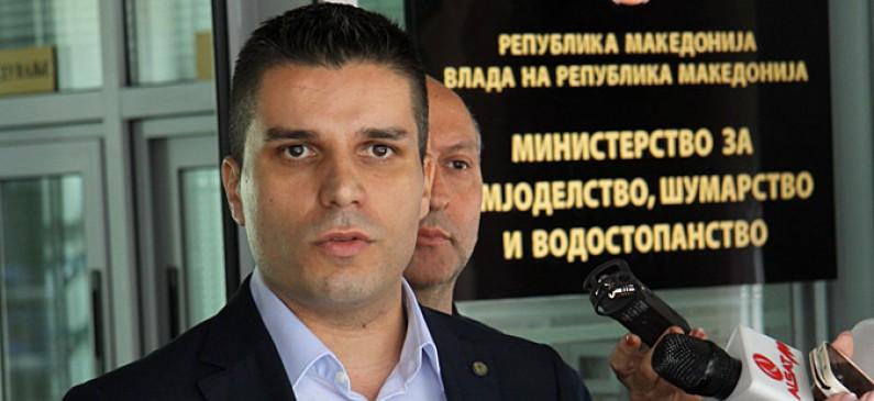 Николовски  Македонија должи половина милион евра поради неплаќање членарина во меѓународните организации