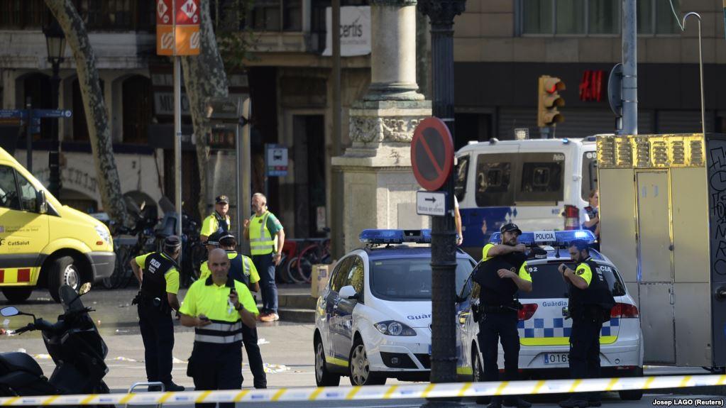 Повреден македонски државјанин во нападите во Барселона