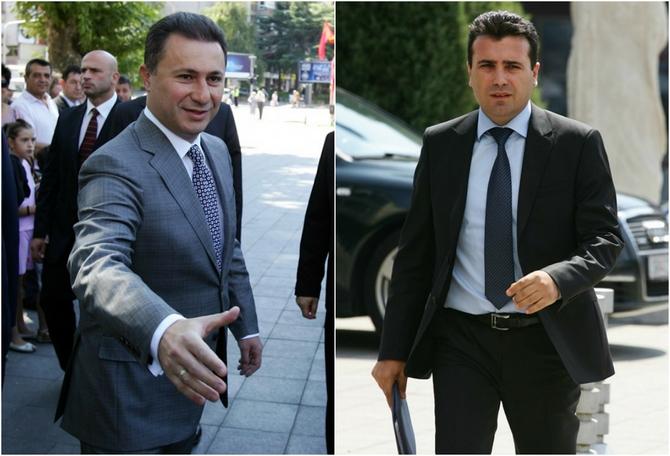 Анкета на Телма  СДСМ за првпат со поголем рејтинг од ВМРО ДПМНЕ