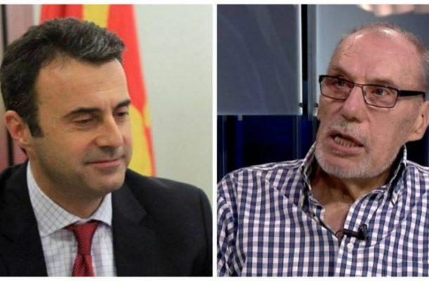 Синот на Никовски му бил советник на Груевски за плата од 3 000 евра