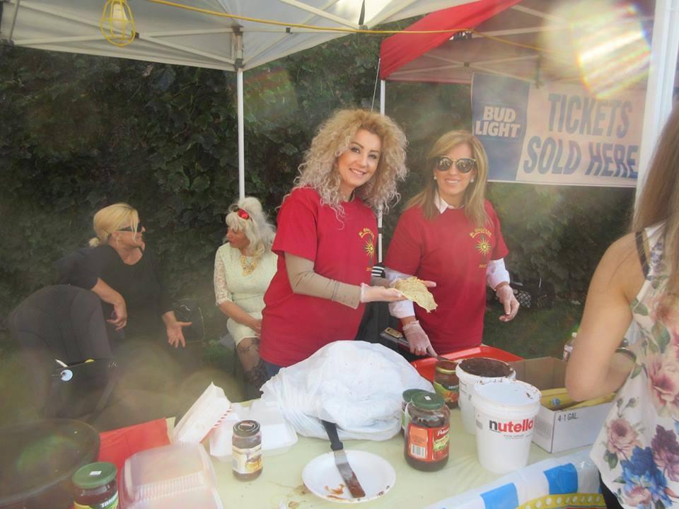 Се одржа Фестивал на храна во Америка  Јасмина Мукаетова готвеше волонтерски за иселениците