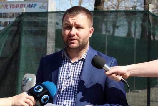 Богдановиќ  Очекувам победа во првиот круг