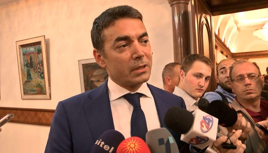 Димитров: Ние застануваме зад ова решение, спремни сме да го браниме и да го убедиме нашиот народ