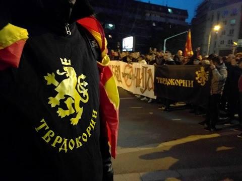 Тврдокорните се разочараа  Иванов не им го прими барањето за одземање на мандатот на Заев