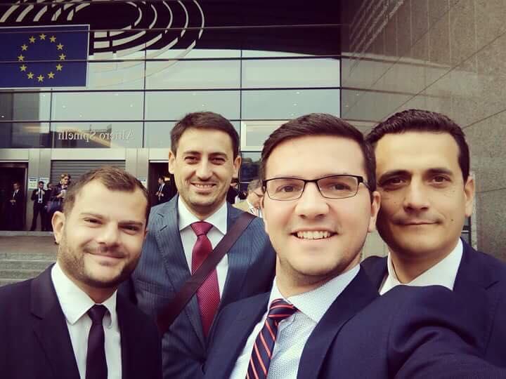 Реформаторите вторпат во Брисел  Груевски е минато  сега треба слободен Конгрес за избор на нов лидер