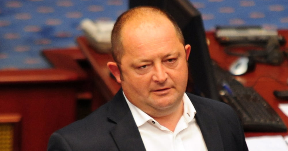 Пратениците Крсто Муковски и Љубен Арнаудов од Собранието се селат во  Шутка   судот им одреди притвор
