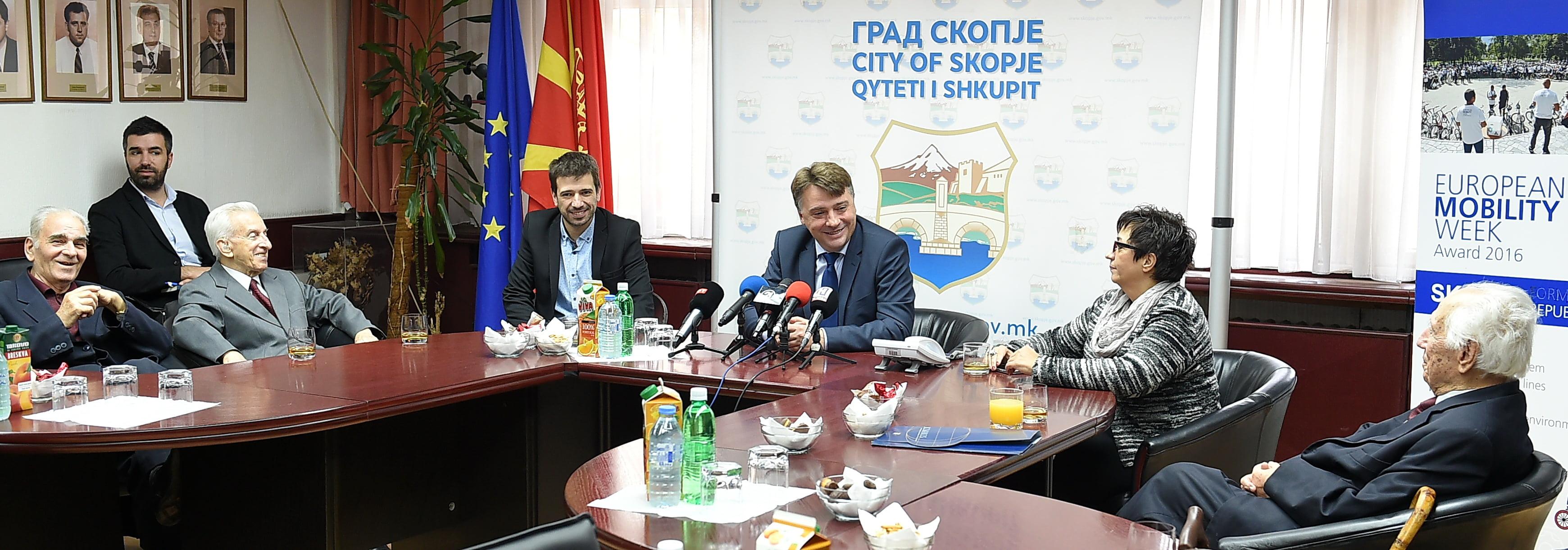 Шилегов им се заблагодари на борците од НОБ за слободата што му ја подариле на градот