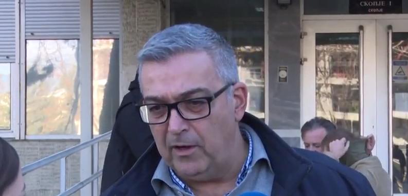 Игор Кичеец  Муковски се јавуваше уредно во судот  доблесно ќе беше барем основот бегство да отпаднеше
