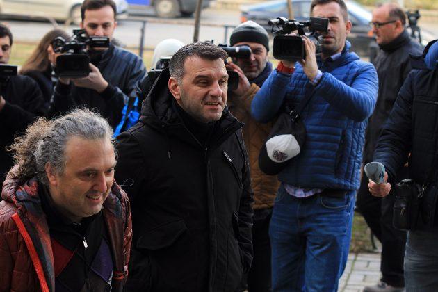 Пешевска  Димовски и Тарчуловски одат во куќен притвор  Василевски завршува во Шутка