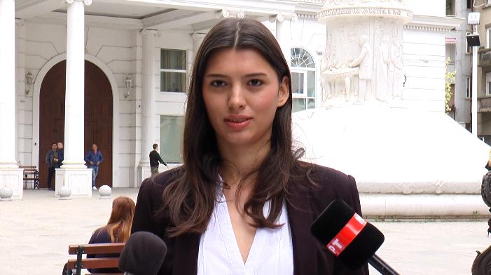 Михаела Иванова од СДММ го повика Мицкоски да одговори зошто не им исплатил К15 на вработените во ЕЛЕМ