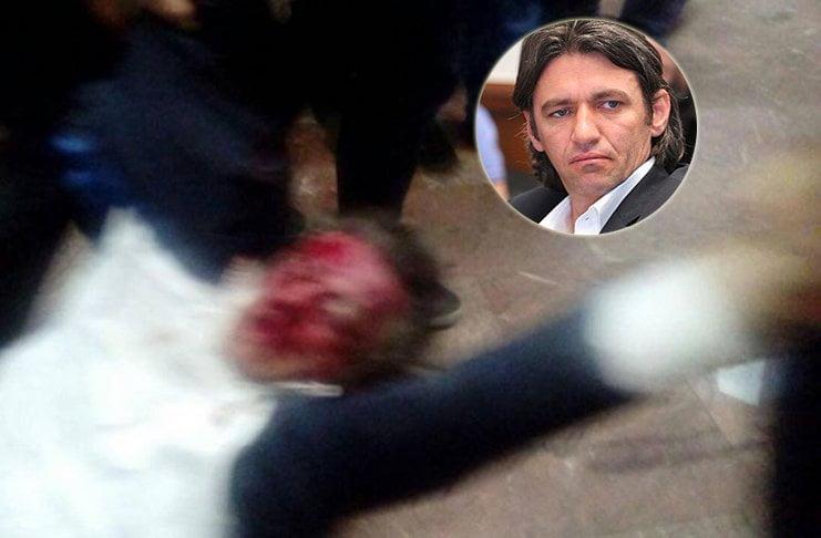 Сведок од 27 април  Насилници го газеа Села врз глава