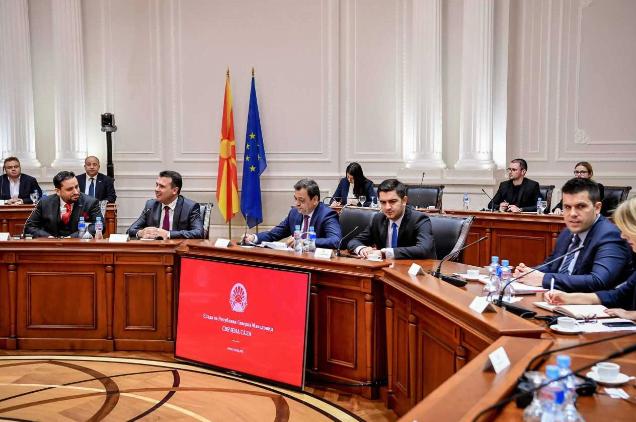 Владата формира работна група за спроведување на забелешките на УНЕСКО за Охрид